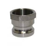 "1"" Type A Stainless Steel Camlock Fitting"