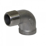 "1"" Street Elbow Stainless Steel 304"
