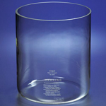 26500mL Plain Cylindrical Jar
