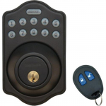 Lockstate Keyless Deadbolt with Remote