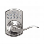 LockState Electronic Keypad Lever Door Lock