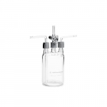Woulff Bottle with Tap, Glass, 500ml