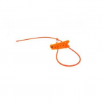 Orange Scissor-Lok with 10' Vinyl Cable
