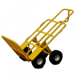 "10"" Airless 4 Wheel All-Terrain Hand Cart, 750lb. Capacity"