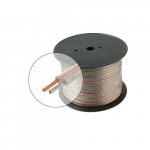 Bulk Speaker Cable, 12 Gauge, 100ft