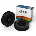 Tiertime UP Fila ABS Filament, Black, Spool