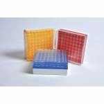 Cryo Rack for 2ml Vials, 81 Places