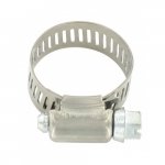"#10 1/2"" x 1-1/16"" Stainless Steel Hose Clamp"