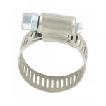 "#12 1/2"" x 1-1/4"" Stainless Steel Hose Clamp"