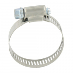 "#20 Stainless Steel Hose Clamp 3/4"" x 1-3/4"""