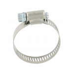 "#20 3/4"" x 1-3/4"" Stainless Steel Hose Clamp"