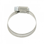 "#28 1-1/4"" x 2-1/4"" Stainless Steel Hose Clamp"