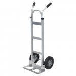 2 Handle Alum Hand Truck with H.R.