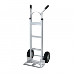 2 Handle Alum Hand Truck with Pnu