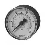 "111.1 4"" 60 psi 1/4"" Commercial Gauge, ABS-Case"