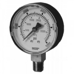 "111.1 4"" 600 psi 1/4"" Commercial Gauge, ABS-Case"