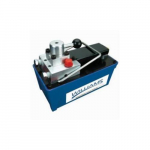 Air Hydraulic Pump, 11 cu-in/min Load