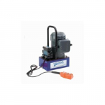 Electric Hydraulic Pump, 2 Stages, 1 hp