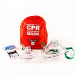 Adult/Child and Infant CPR Mask in Case