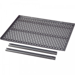 Shelf & Bracket Set Stainless Punch