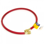 "PLUS II ""B"" 3/8"" x 12' Red Charging Hose"