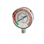 "2-1/2"" 30""-0-400 psi Ammonia Gauge"