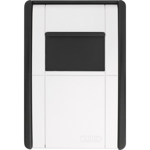 Black by ABUS ABUS 787 C Key Safe 4-Dial Resettable Combination Key Storage Wall Mount Box