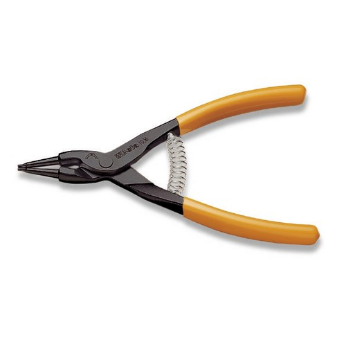 Beta Tools External Circlip Pliers,Straight Pattern Pvc-Coated Handles 300mm