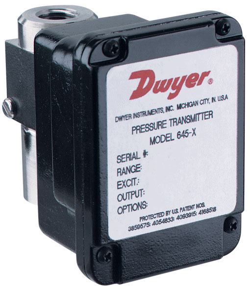Dwyer 629C-19-CH-P3-E2-S3-AT 629C Transmitter 0-30