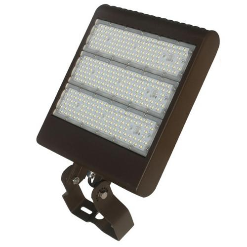 Bronze Howard Lighting XFLE-5230-MV-TR-F1-I XFLE Series LED Flood