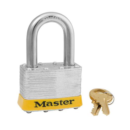 Buy Master Lock 5dlfpf No 5 Laminated Padlock Pack Of 4 Pcs Mega Depot