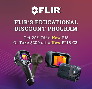 FLIR's Educational Discount Program