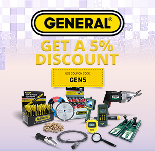 General Tools Special Offer!