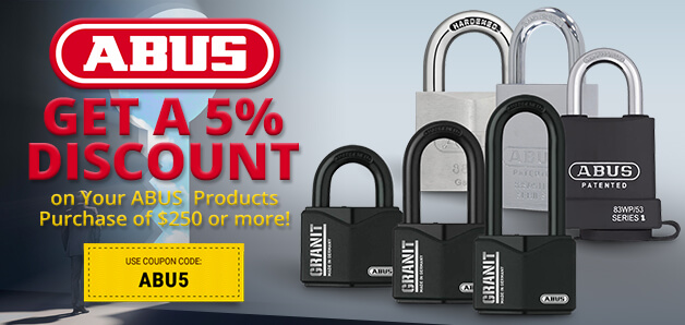 ABUS Special Offer!