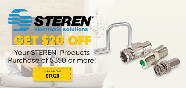 Save on STEREN  Products!